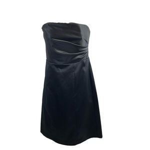 The Limited Black Strapless Dress Size 4